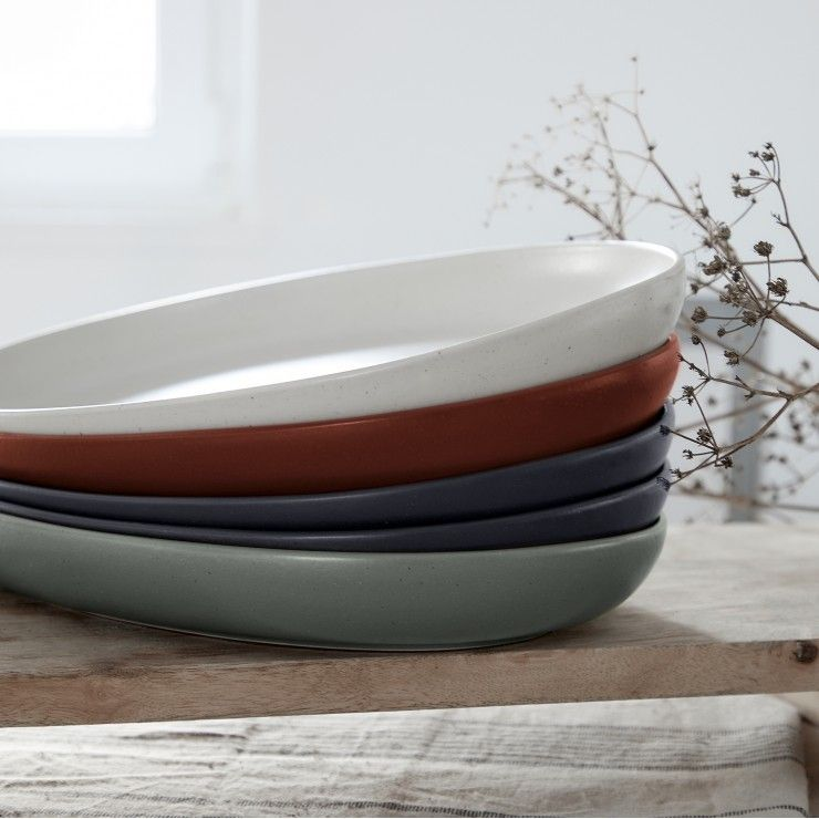 OVAL PLATTER 41 PACIFICA