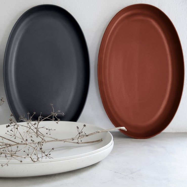 OVAL PLATTER 16'' PACIFICA