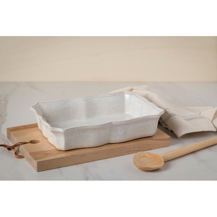 IMPRESSIONS MEDIUM RECTANGULAR BAKER