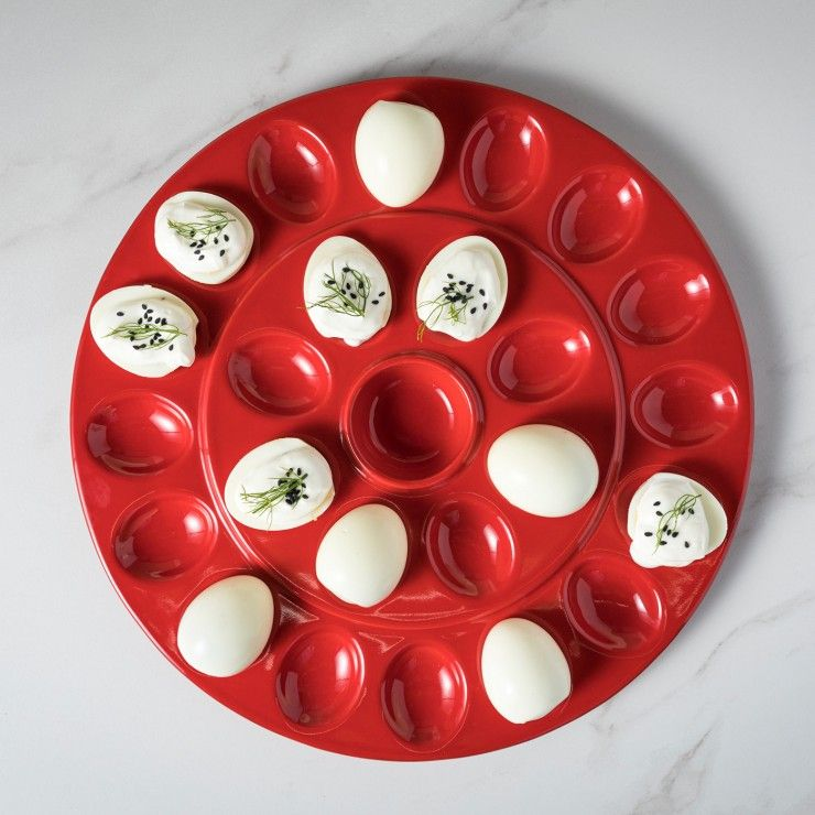 COOK & HOST EGG PLATTER