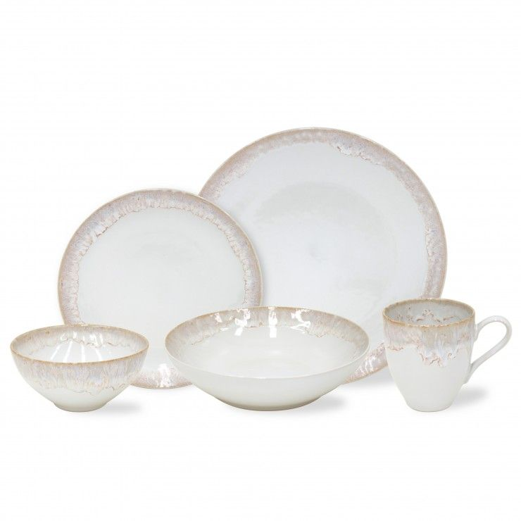 5 PIECE PLACE SETTING TAORMINA