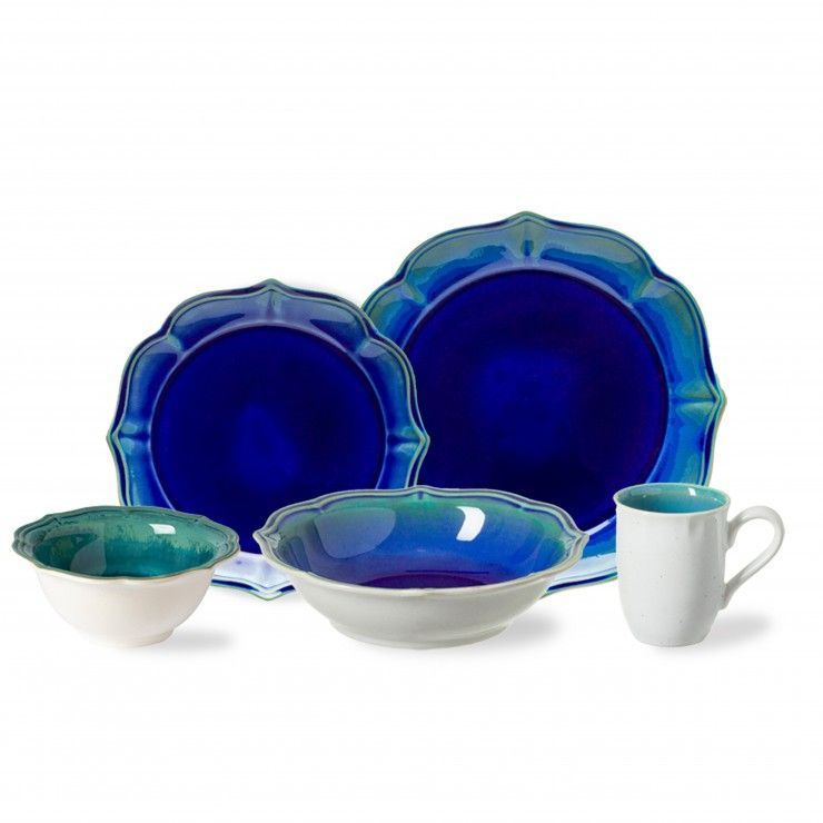 5 PIECE PLACE SETTING DORI