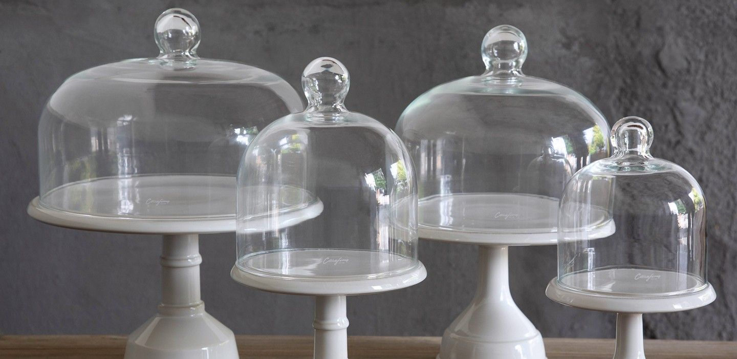 Glass Domes 1
