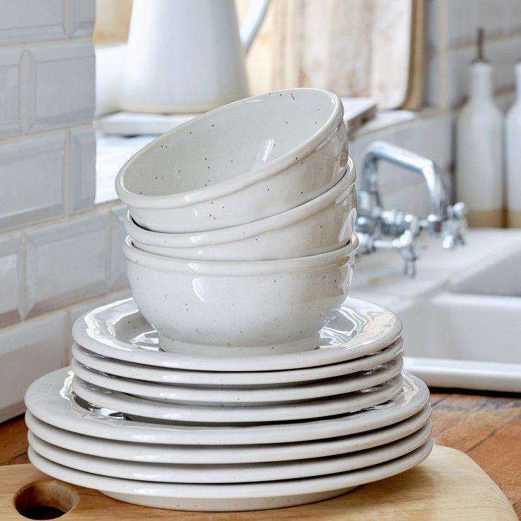 "DINNER PLATE 12"" FATTORIA"