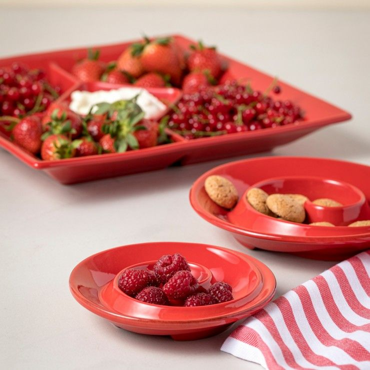 SQ. APPETIZER TRAY 33 COOK & HOST