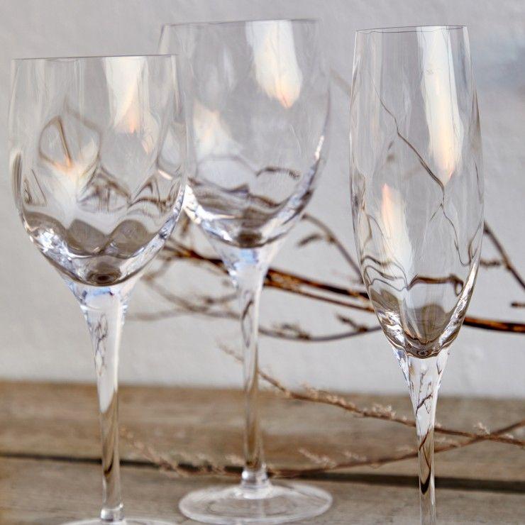 WATER GLASS 17 OZ. OTTICA