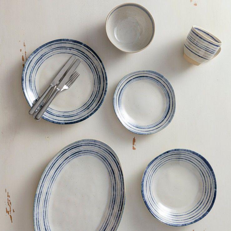 DINNER PLATE 11'' NANTUCKET