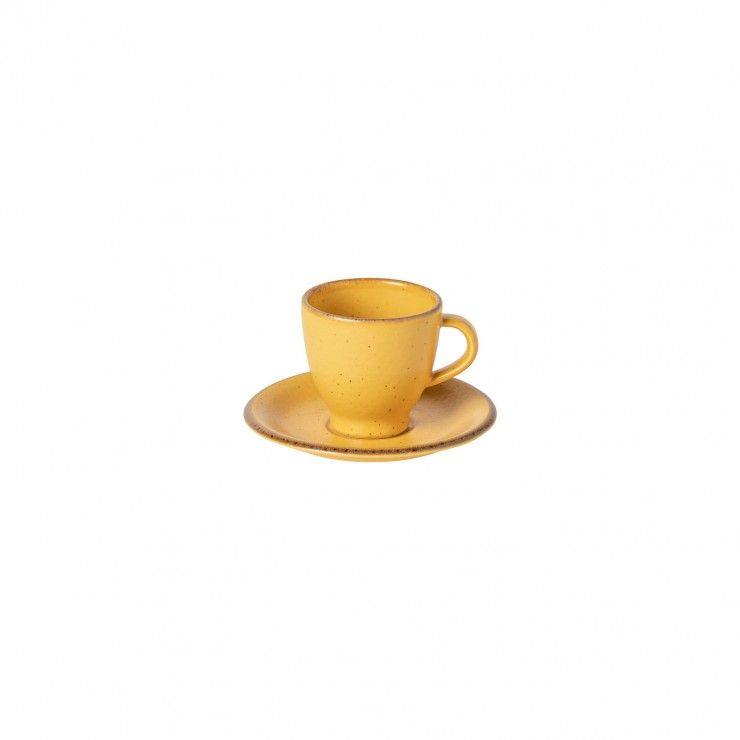 COFFEE CUP AND SAUCER POSITANO
